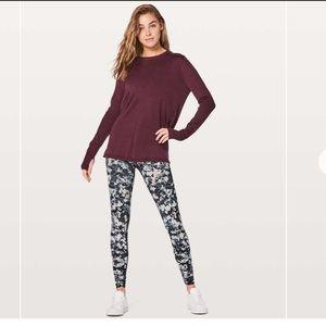 Lululemon Bring it Backbend Sweater Size 4